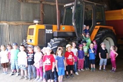 C1 tracteur
