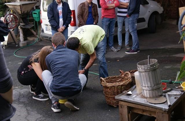 Lycee cidre lavage