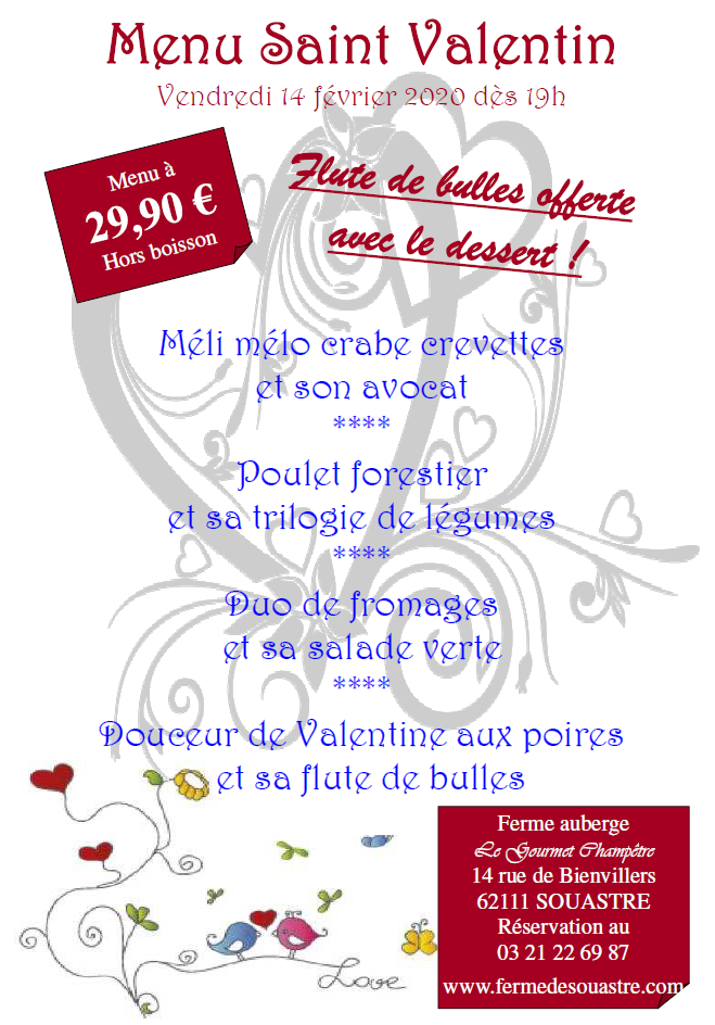 Capture menu st valentin 2020