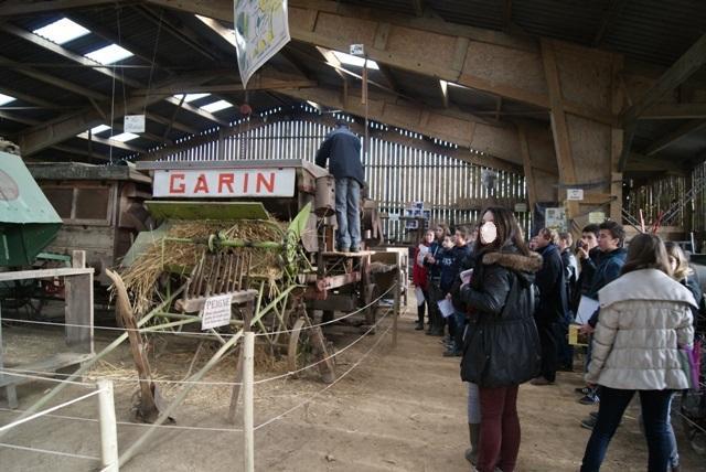Atelier ' Evolution de l'agriculture