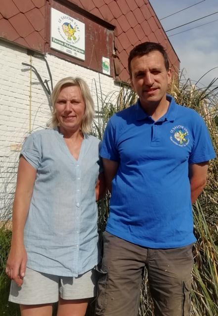 Nadine et Jacques